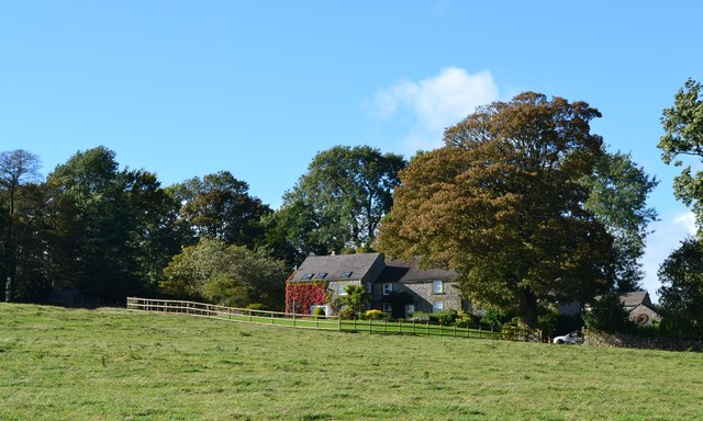Bole Hill Farm between Monyash and Bakewell
