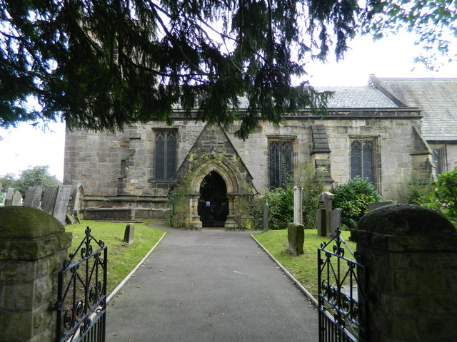 All Saints Church, Kirk Hallam