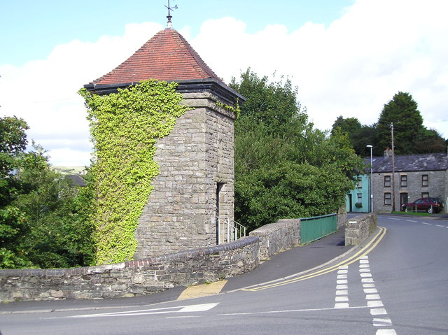 Sewage Pump House, Sennybridge