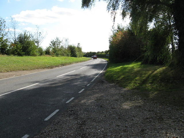 Claypit Lane south to Westhampnett