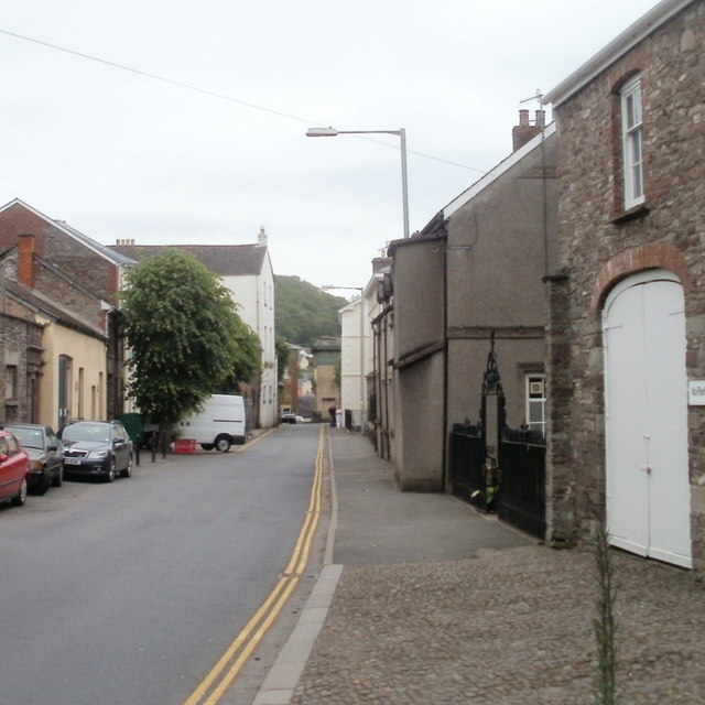 Glamorgan Street, Brecon