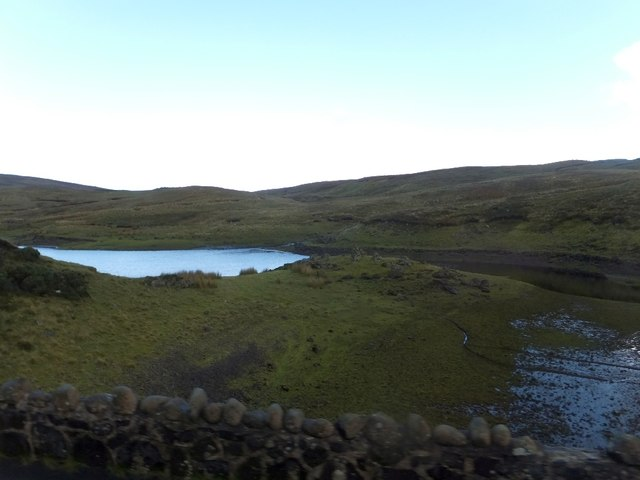The Vanishing Lake (Loughareema)