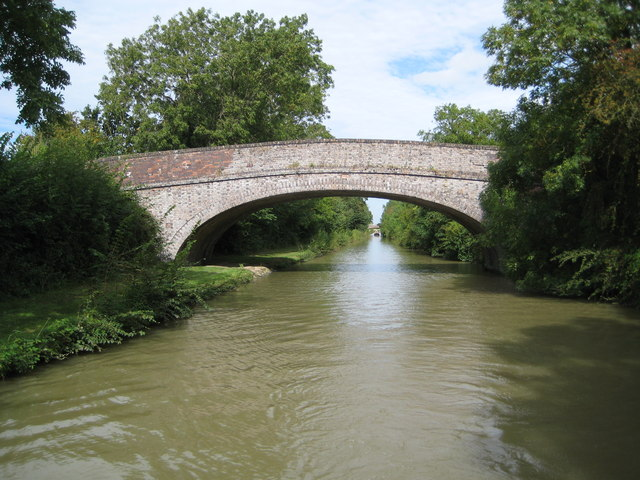 Oxford Canal: Bridge Number 84