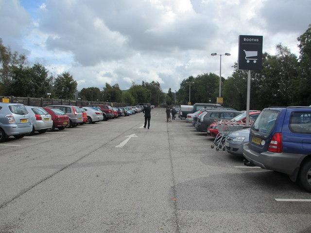 Booths Car Park