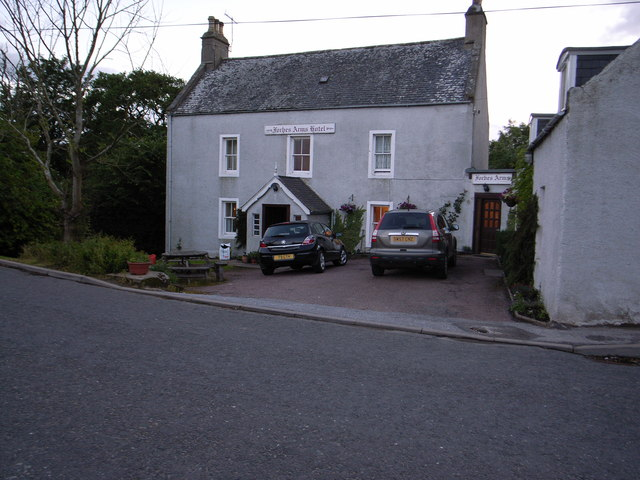 Forbes Arms Hotel, Rothiemay