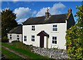 SK1558 : Woolaton Farmhouse, Greenhead, Biggin by Neil Theasby