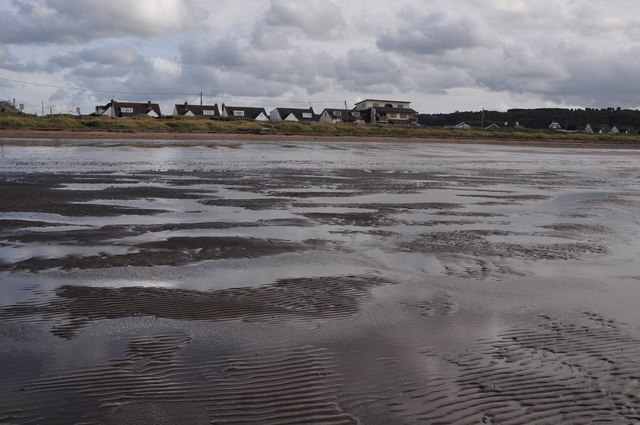 Kewstoke : Sand Bay & Coastal Houses