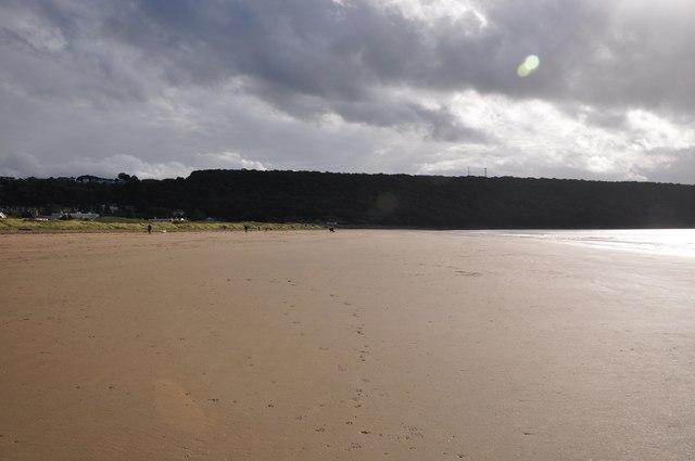 Kewstoke : Sand Bay