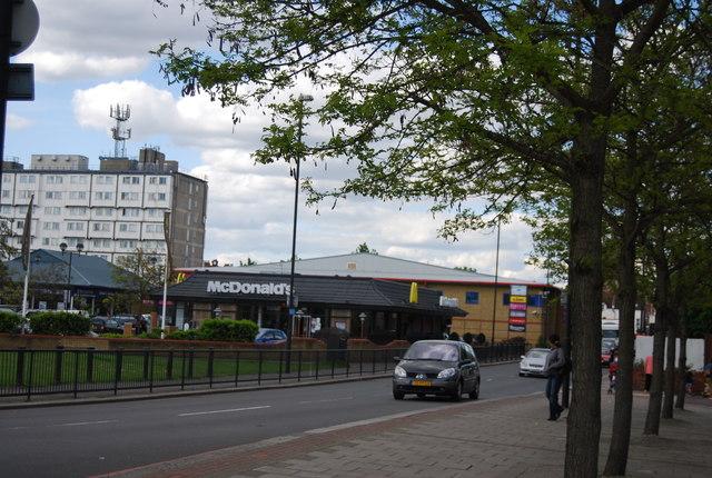 McDonald's, Catford
