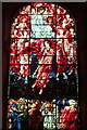 SP0687 : Window, Birmingham Cathedral by Andrew Hill