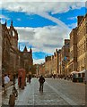 NT2673 : High Street by Andy Farrington