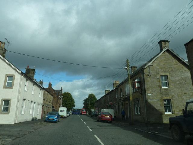 South Hermitage Street, Newcastleton