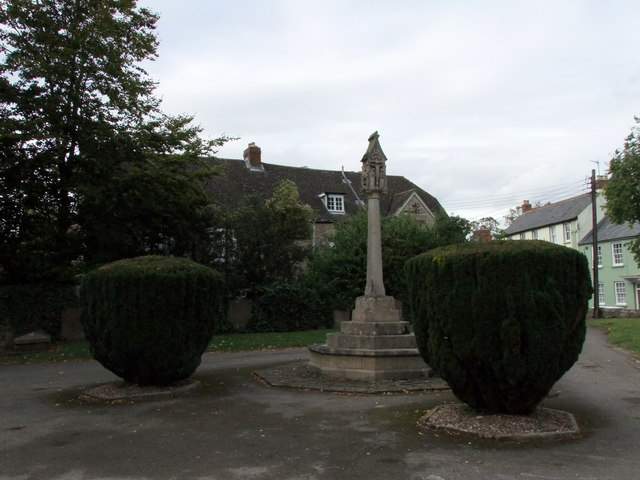 War Memorial in St Edburg's Churchyard Bicester