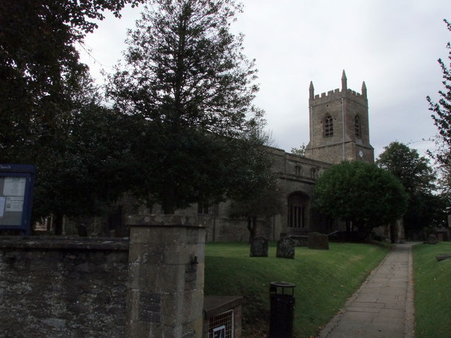 St Edburg's Church Bicester