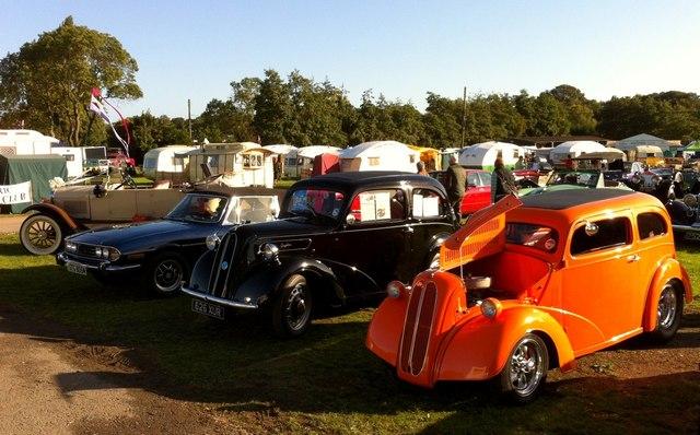 Malvern Autumn Show 2012, 1