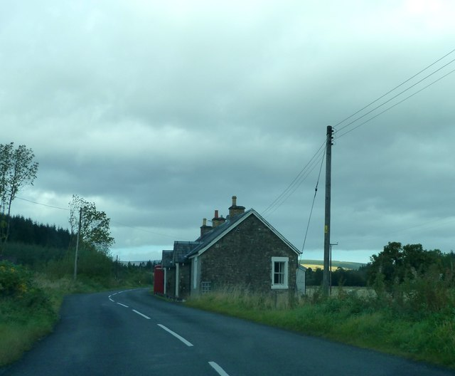 Cottages on the B6399