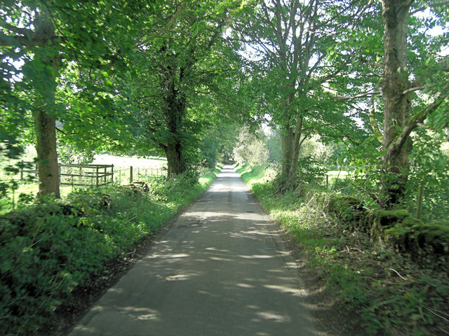 Unnamed Lane west of Ablington