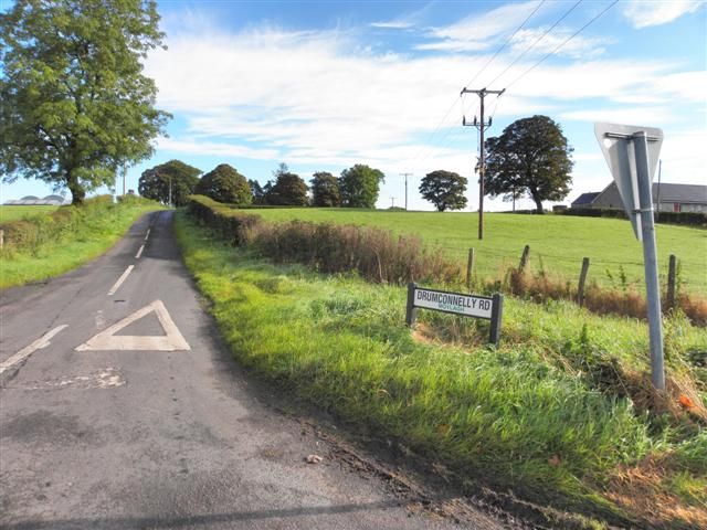 Drumconnelly Road, Moylagh