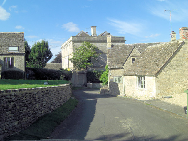 Church Cottage and Winston Manor