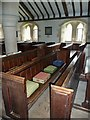 SY7690 : Inside St John the Baptist, Woodsford (G) by Basher Eyre