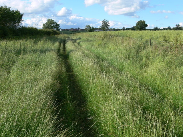 Byway to Asfordby Valley