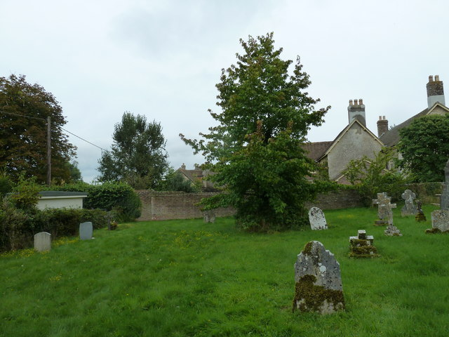 St John the Baptist, Woodsford: churchyard (vii)