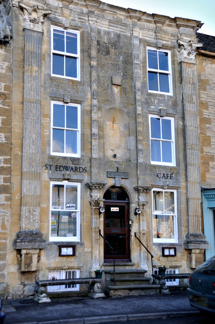 St. Edward's Cafe - Stow-on-the-Wold