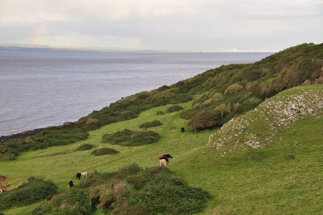 North Somerset : Bristol Channel & Coastline