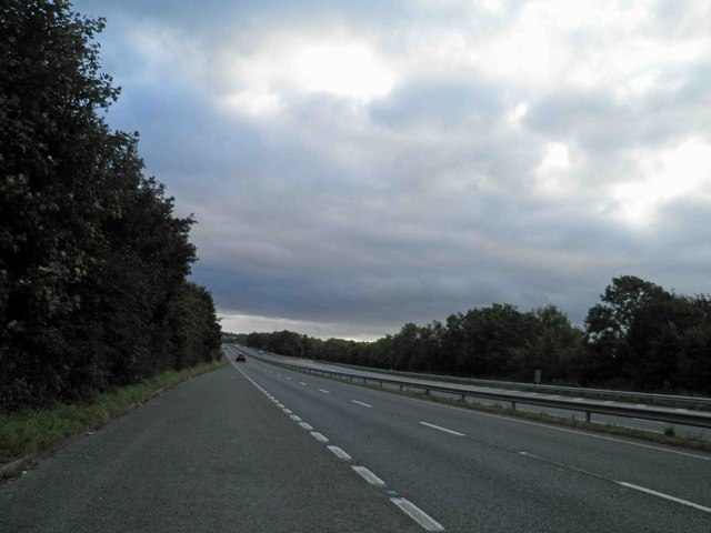 A38 layby near Lee Mill