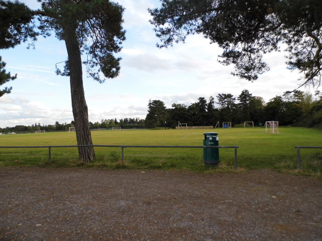 Farnham Royal playing fields