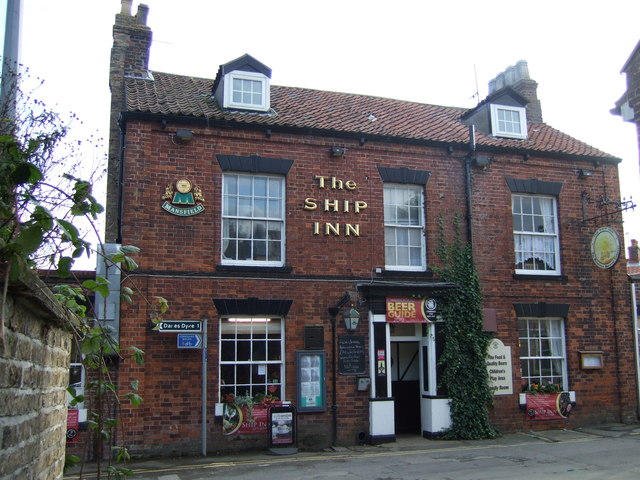 The Ship Inn, Sewerby