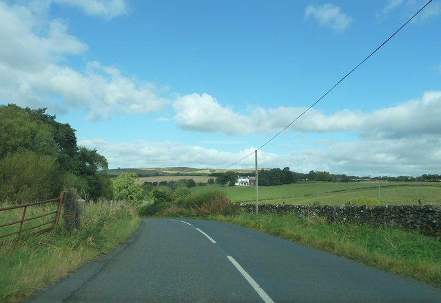 B6357 near Sclaterford