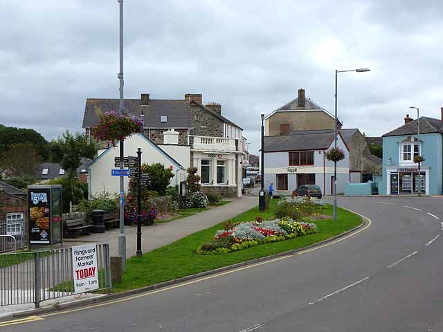West Street, Fishguard