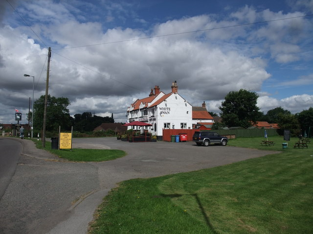 The White Swan, Dunham on Trent