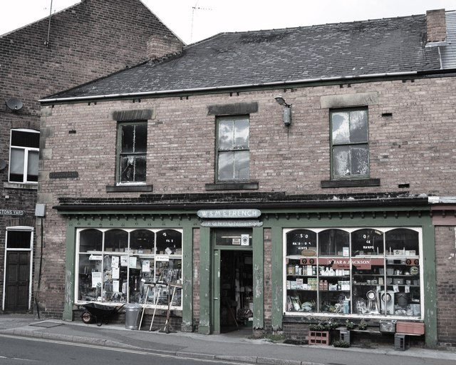 French's Ironmongers, Eckington