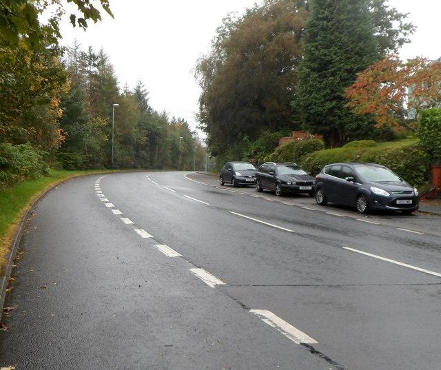Llandovery Road, Llanwrtyd Wells