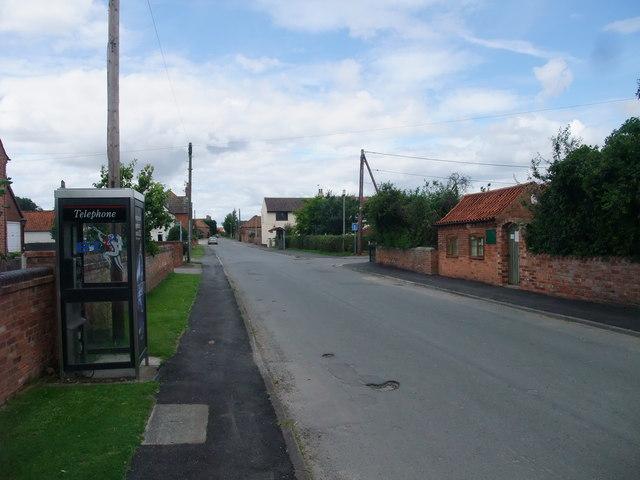 Main Street, Laneham