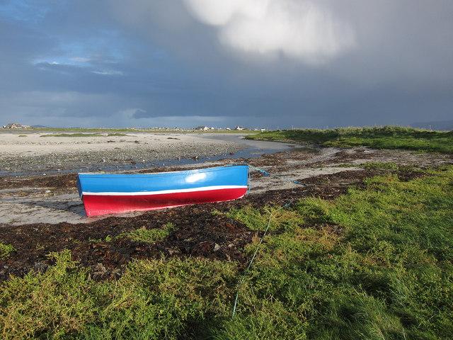 Boat at Balgarva