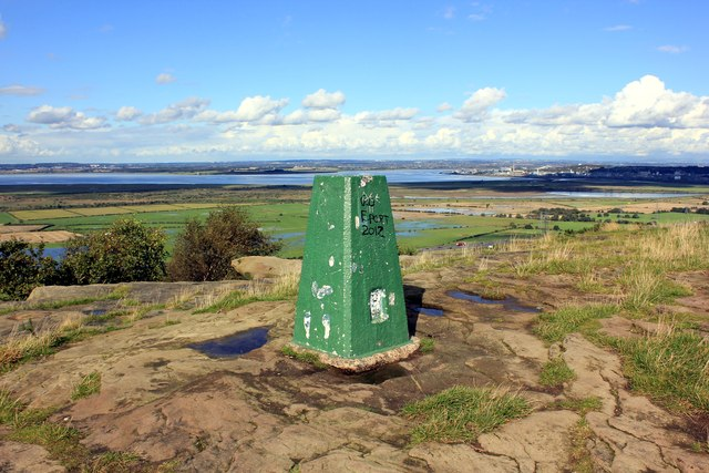 Helsby Hill Trig Point