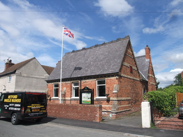 Village Hall, Laneham
