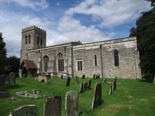 Church of St Peter ad Vincula, Church Laneham