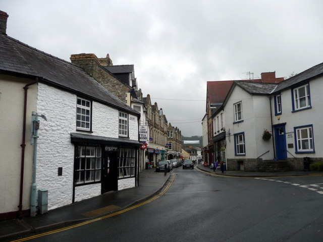 High Street, Builth Wells, Powys