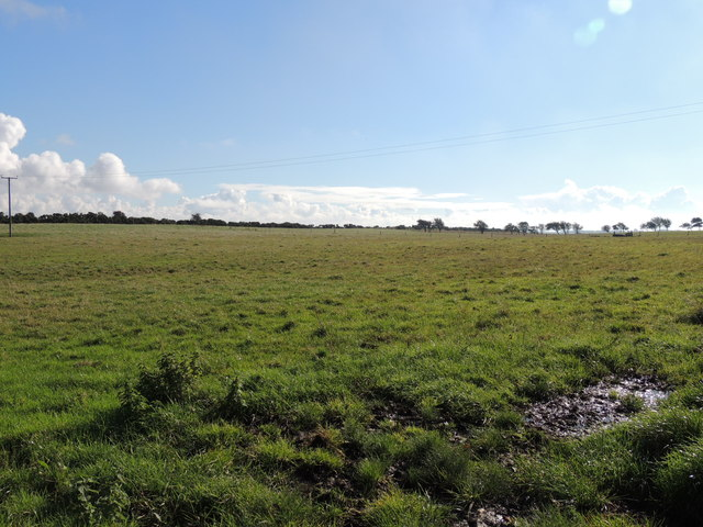 Farmland at Barnultoch