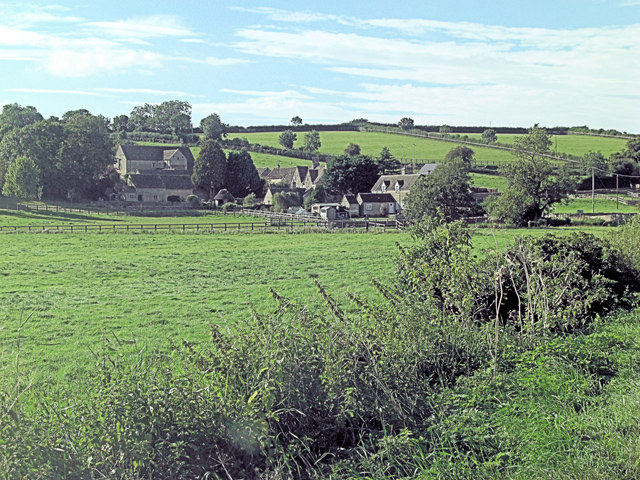 Lower Farm Coln Rogers