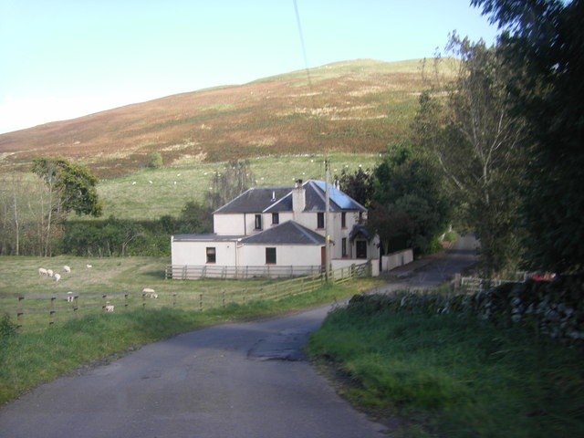 House at Sharplaw