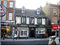 TQ2475 : The Spotted Horse, Putney High Street by PAUL FARMER