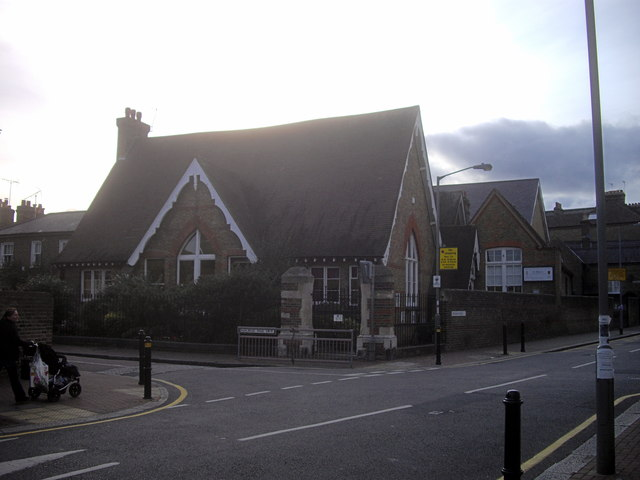 St. Mary's Church of England School, Felsham Road