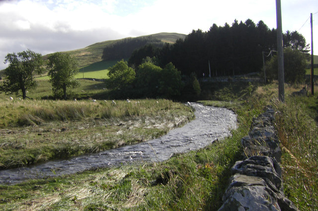 Heatherhope Burn