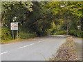 SJ8580 : Wilmslow, Hough Lane by David Dixon