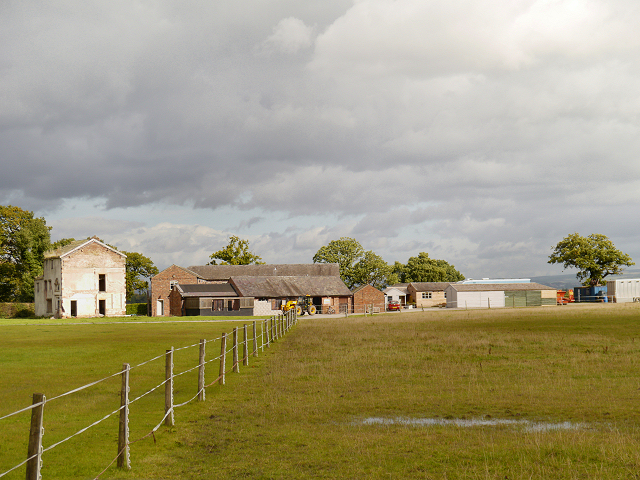 Hough Hall Farm
